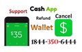 Cash App Refund (1844-350-6444)