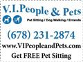Pet Sitting/Dog Walking/Errands in Kennesaw, Acworth, Marietta GA
